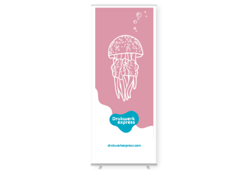 Banners - roll up banners